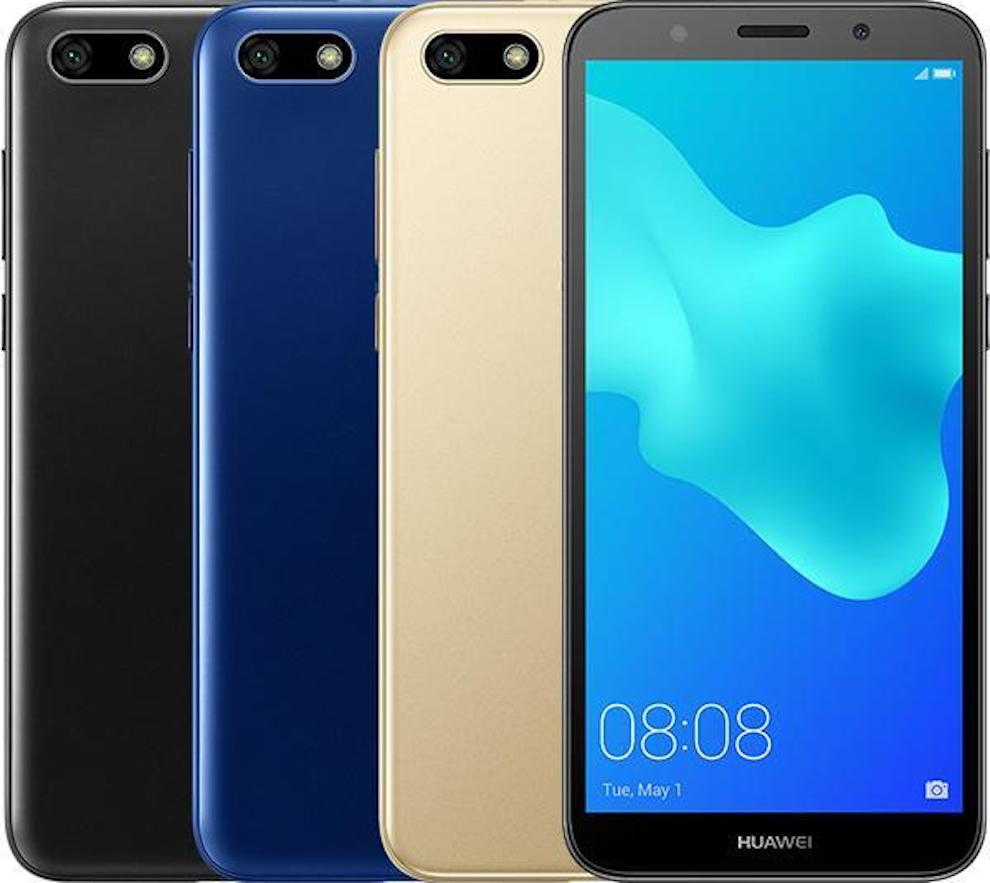 huawei y5 prime 2018 ufficiale