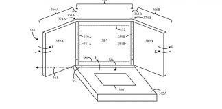 lenovo brevetto display pieghevole