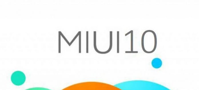 Primeiras screenshots de miui 10