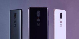 oneplus 6 there is no wireless charging because it is not needed