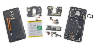 oneplus 6 teardown