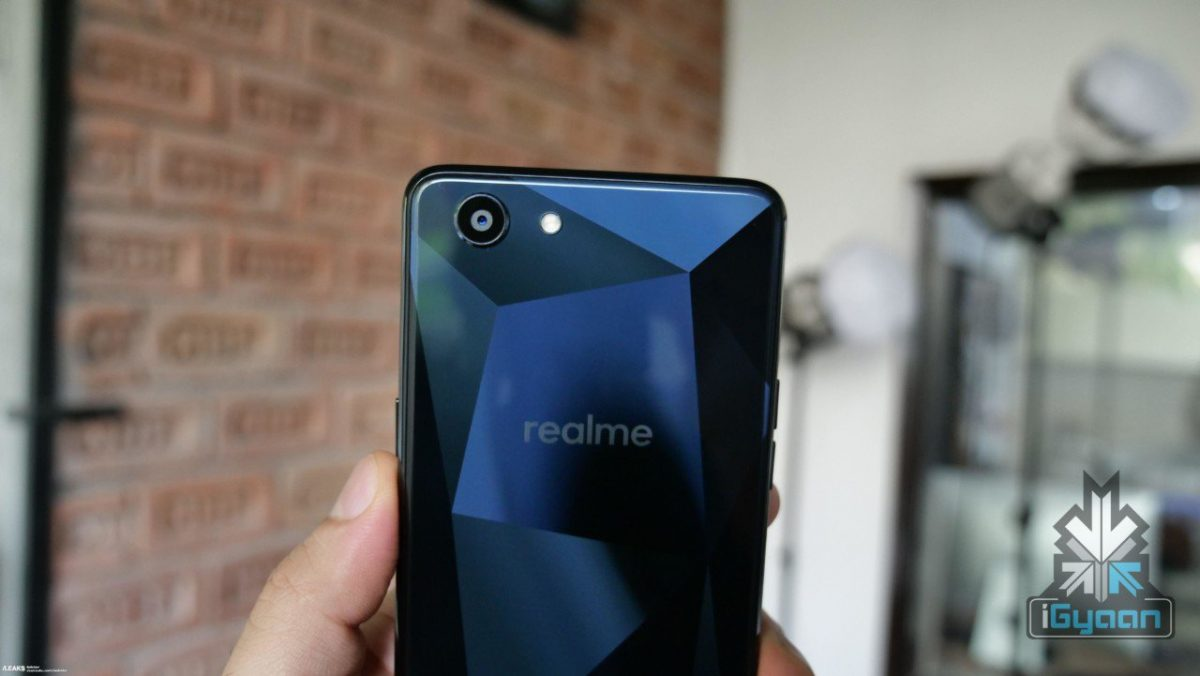 oppo realme 1 unboxing