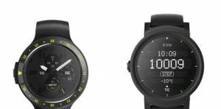 ticwatch Sport e Express Android Wear Oreo