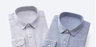 camicia lino xiaomi