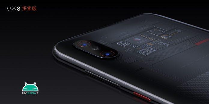 Edición Explorada Xiaomi Mi 8