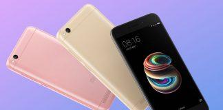 Xiaomi redmi 5a terceiro smartphone mais vendido do mundo em março 2018