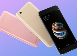 xiaomi redmi 5a third best-selling smartphone in the world in March 2018