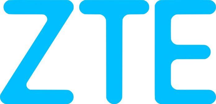 logotipo zte