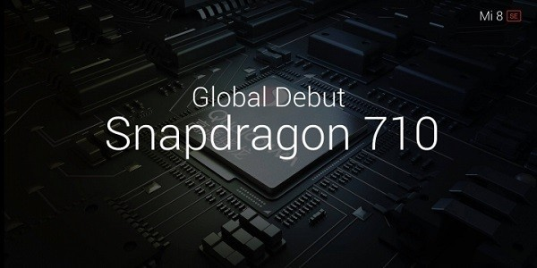 Qualcomm Snapdragon 8 Xiaomi Mi 710 SE