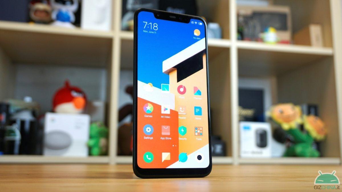przejrzyj Xiaomi mnie 8