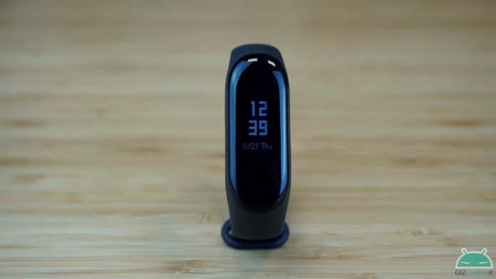 Xiaomi Mi Band 3 Rezension