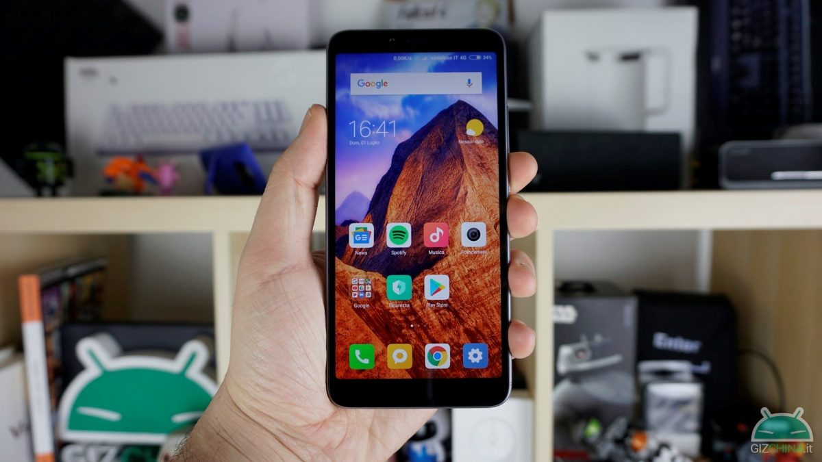 Xiaomi Redmi S2: unlock bootloader, TWRP installation and