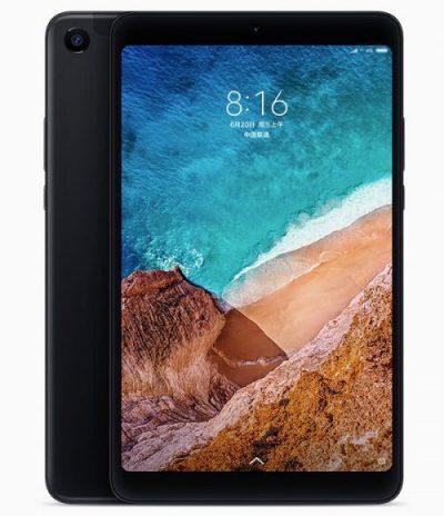 Xiaomi Mi Pad 4 3/32 GB Black – GeekBuying