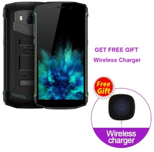 Blackview BV5800 Pro + base wireless gratis