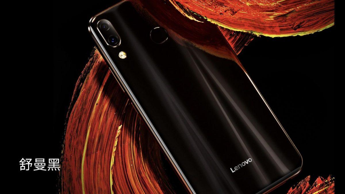 Lenovo Z5 6/64 GB Black – GeekBuying