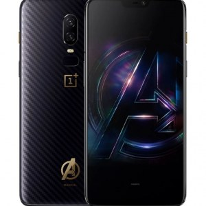 Oneplus 6 Avengers Edition