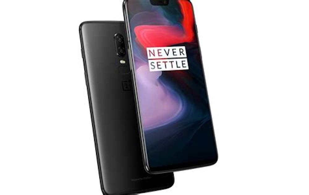 OnePlus 6 - 6 / 64 GB - from Europe