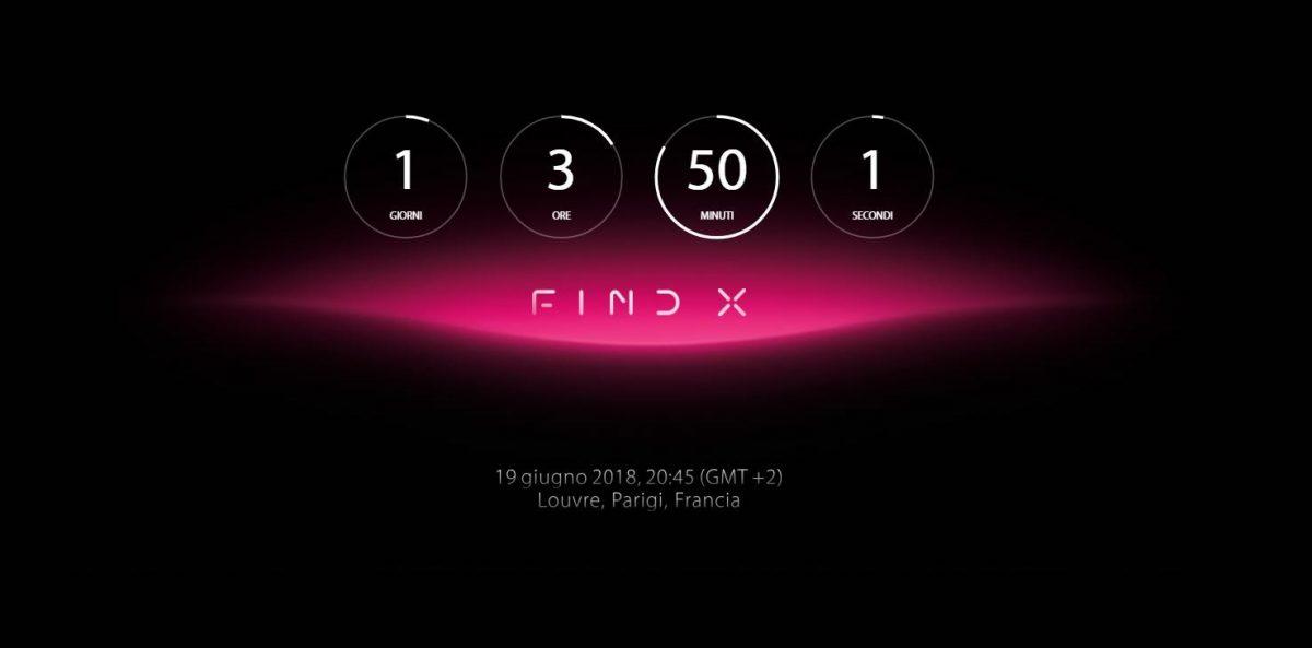 oppo-encontrar-x-evento de lançamento-live-streaming