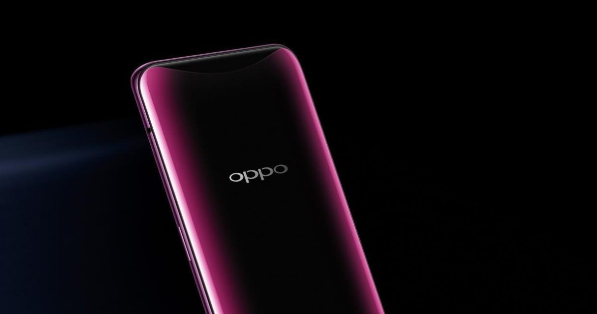 OPPO Find X Official Wallpaper Available Download