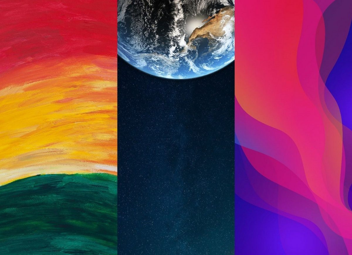 OPPO Find X Here Are All The Official Wallpaper Present By Default