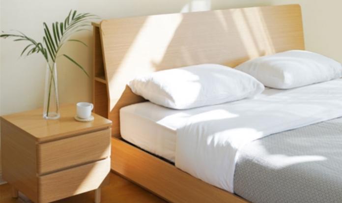xiaomi 103° ergonomic double bed copertina