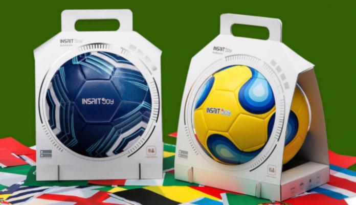 Xiaomi Insait joy intelligent soccer copertina