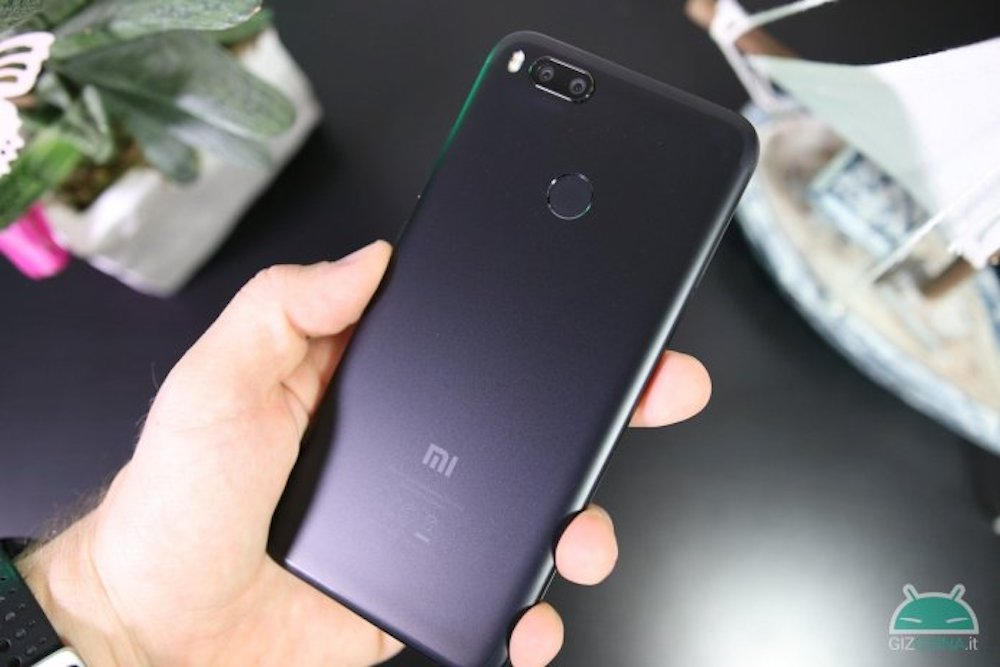 Xiaomi Mi A1: roll-out Android Oreo 8 1 and June 2018