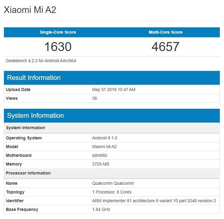 xiaomi-mi-a2-benchmark-geekbench