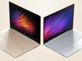 xiaomi mi laptop air spagna