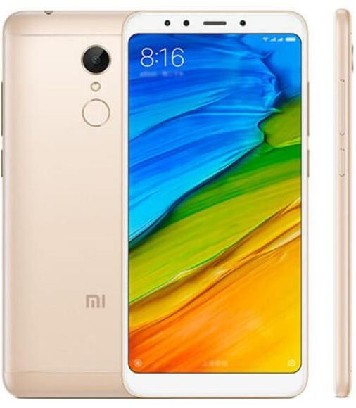 Xiaomi Redmi 5 (ouro)