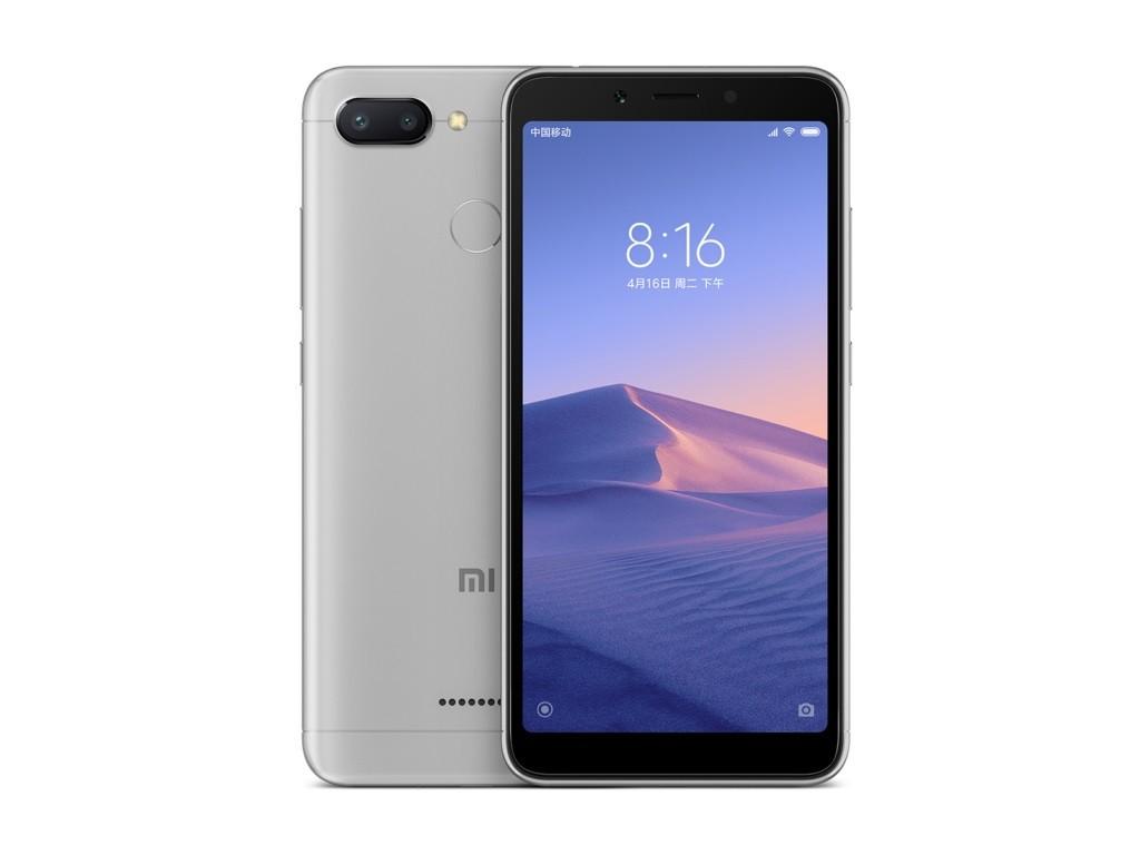 Xiaomi Redmi 6 3/64 GB – Banggood