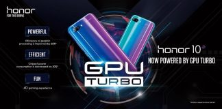 honor 10 gpu turbo ais