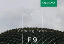 OPPO F9 OPPO F9 Pro zwiastun