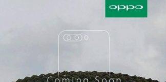 Sugestão OPPO F9 OPPO F9 Pro