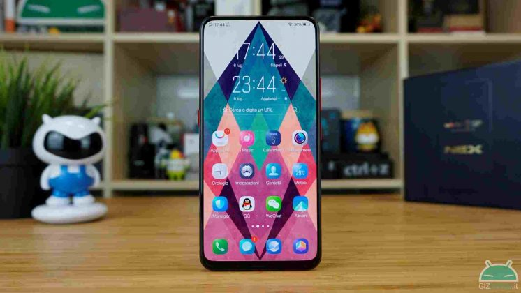 Review Vivo NEX S Ultimate - GizChina it