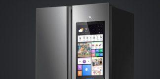 xiaomi novos frigoríficos