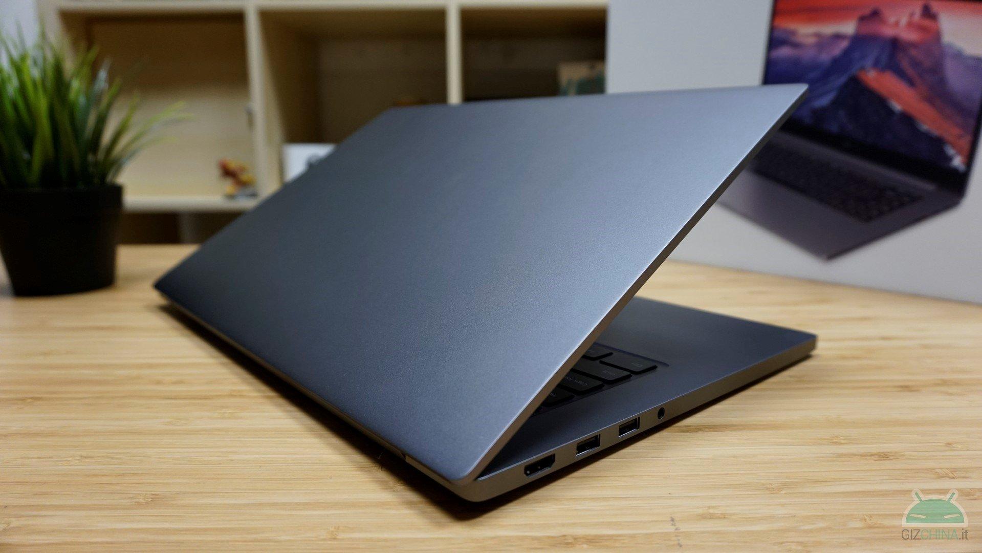 Xiaomi mi notebook pro i5-8250U 8 / 256 GB NVIDIA GTX1050Max-Q - Banggood