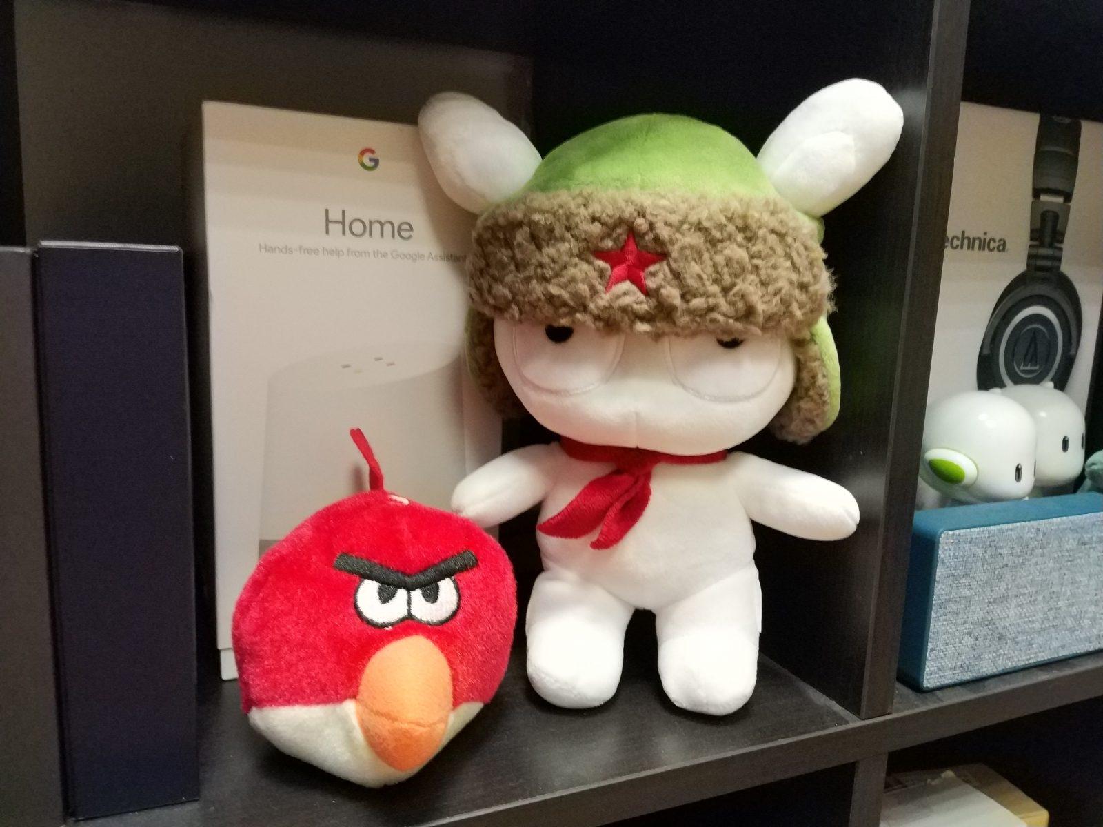 Xiaomi Ich pad 4 Beispielkamera