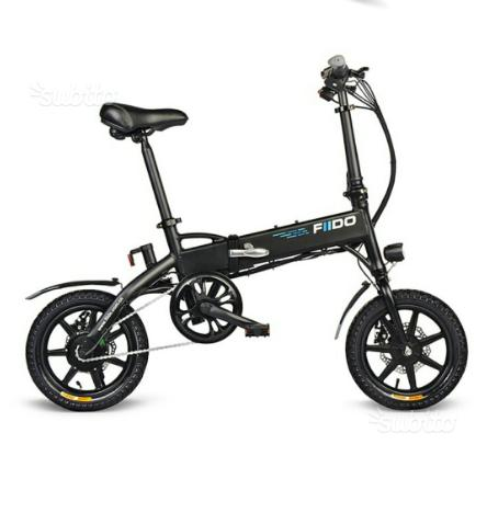 fiido bicicletta d1