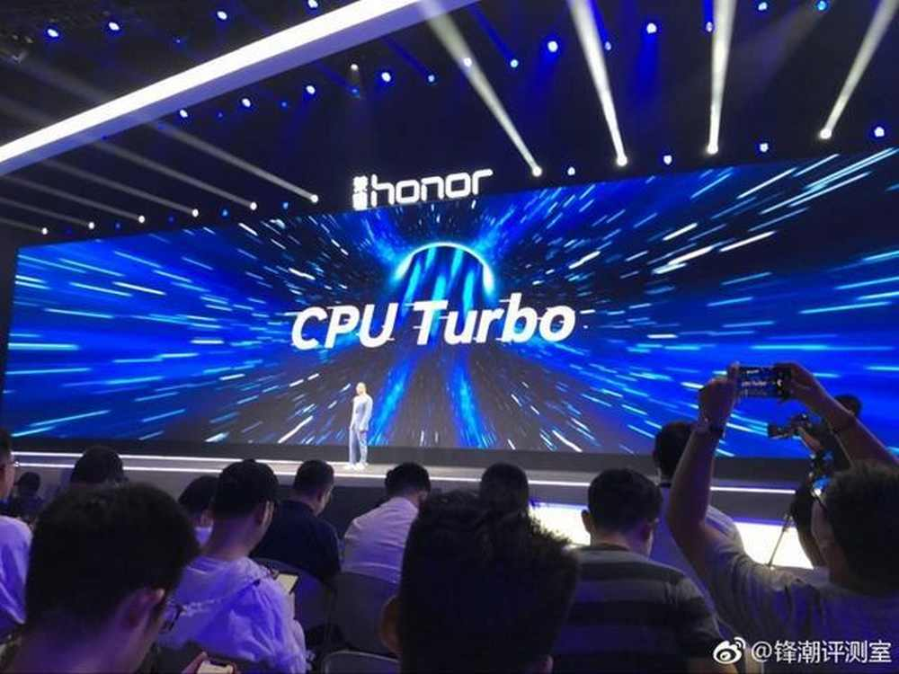 huawei cpu turbo