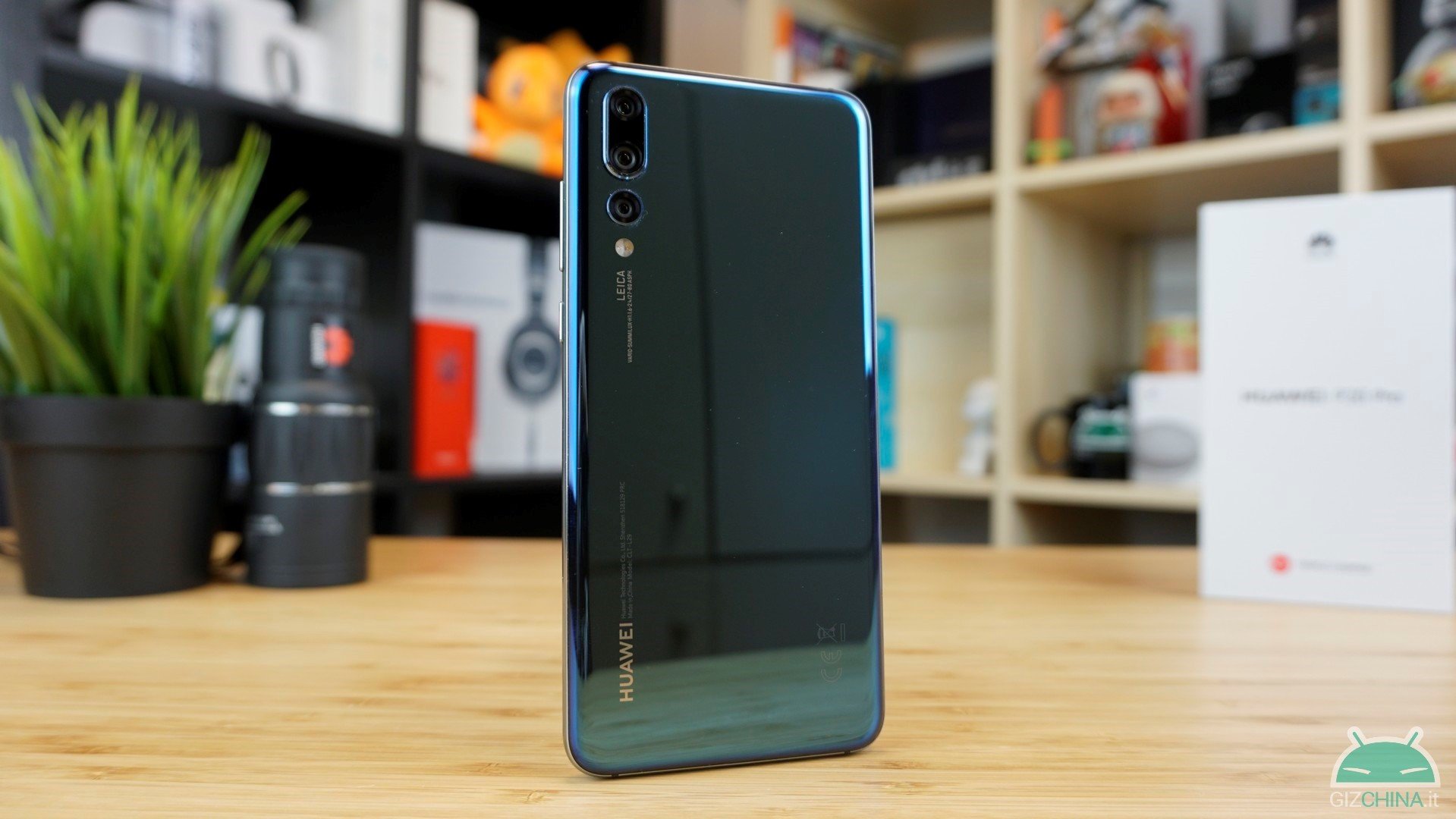 Huawei P20 Pro begins to receive the latest beta of Android