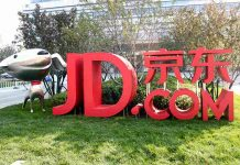 logotipo do jd.com