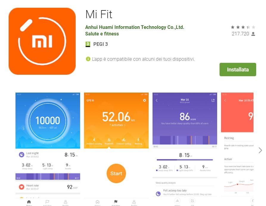 mi-fit-aggiornamento-xiaomi-mi-band-3-amazfit-bip