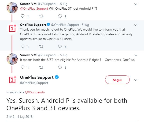 OnePlus-3-OnePlus-3t-android-p-update-support-oficial