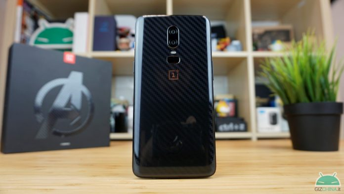 oneplus 6 mod audio stereo
