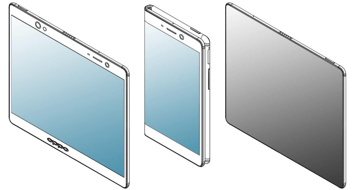 OPPO will present its foldable smartphone at MWC 2019 - GizChina it