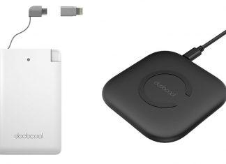 Power-Bank-Ladegerät wireless-amazon-offer-dodocool