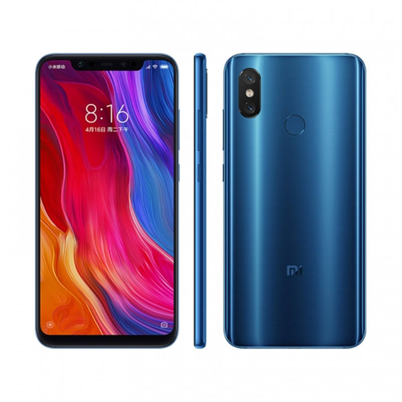 Xiaomi Mi 8 6 / 128 GB Azul - GeekBuying
