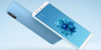 Xiaomi Mi A2 Android One Blue