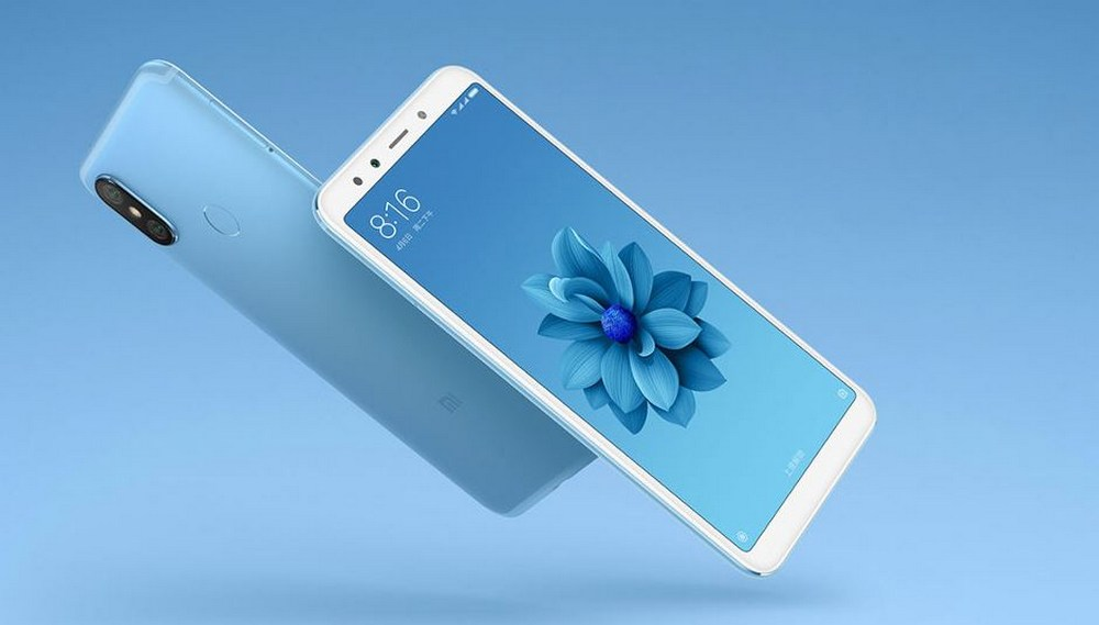 Xiaomi Mi A2 Lite 3/32 GB Lake Blue – Gearvita